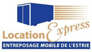 Location Express entreposage mobile estrie